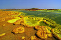 Dallol   Stock Foto