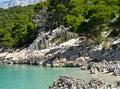 Dalmatia Makarska Stock Image
