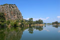 Dalyan river - Turkey Stock Image