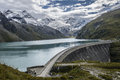 Dam in Austria Royalty Free Stock Photo