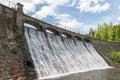 Dam in Karpacz Royalty Free Stock Photo