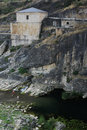 Dam Of Ponton De La Oliva Betw...