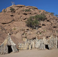 Damaraland in Namibia Stock Image