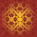 Damask Royalty Free Stock Photography