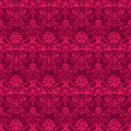 Damask pattern Stock Photo