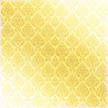 Damask Seamless Stock Photo