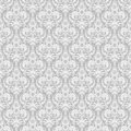 Damask seamless pattern background. Classical luxury old fashioned damask ornament, royal victorian seamless texture. Royalty Free Stock Photo