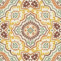 Damask seamless pattern for design Royalty Free Stock Photo