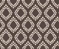 Damask vector pattern simple seamless geometric elegant