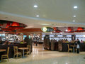 Dammam king fahd saudi arabia desember airport strangers in the in the cafe Stock Photo