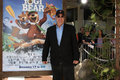 Dan aykroyd los angeles dec arrives at the yogi bear d premiere at the village theater on december in westwood ca Royalty Free Stock Image