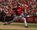 Dan wheeler houston astros relief pitcher Stock Photography