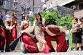 Dance in Armenia Royalty Free Stock Photo