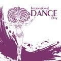 Dance day samba