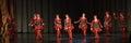 Dance in folk costumes