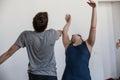 dance handdancers improvise on jam dancers contact