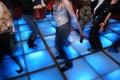 Dance night club Royalty Free Stock Photo