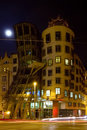 The Dancing House Stock Images