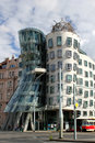 Dancing house, Prague Royalty Free Stock Photo