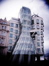 The Dancing House, Prague Stock Images