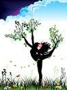 Dancing Mother Nature