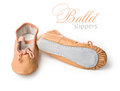 Dancing shoes Royalty Free Stock Photo