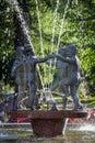 Dancing Statues Water Fountain