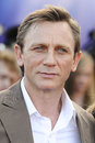 Daniel Craig Royalty Free Stock Images