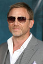 Daniel Craig Stock Photography