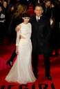 Daniel Craig, Rooney, Rooney Mara Royalty Free Stock Photos