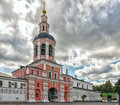 Danilov Monastery in Moscow Royalty Free Stock Photo