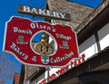 Danish bakery, Solvang Stock Image