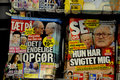 DANISH MEDIA HEADLINE AND COVER ABOUT ROYALS