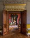 Danish neo rococo living rooms