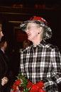 DANISH ROYAL COUPLE Royalty Free Stock Photo