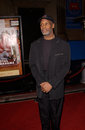Danny glover actor at the hollywood premiere of the royal tenenbaums dec Stock Image