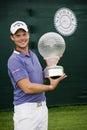 Danny willet ngc winner of tournament sun city gary player golf course nedbank million dollar golf tournament nedbank golf Stock Photo