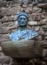 Image : Dante Alighieri bust ronald sokrat antique