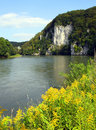 The Danube Gorge Stock Photo