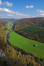 Danube Valley #1 Stock Photos