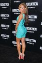 Daphne joy at the abduction world premiere chinese theater hollywood ca Stock Photography