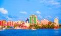 Dar es salaam tanzania african Stock Images