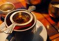 Darjeeling tea Stock Images