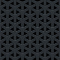 Dark abstract vector background with a metal grid. Royalty Free Stock Photo