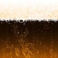 Dark beer Royalty Free Stock Photo