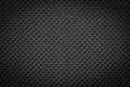 Dark black regular plastic texture for background Stock Photo