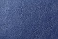 Dark Blue Artificial Leather Background Texture Royalty Free Stock Photo