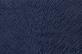 Dark blue background from soft textile material. Fabric with natural texture. Royalty Free Stock Photo