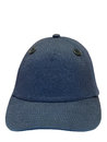 Dark blue baseball cap Royalty Free Stock Photo