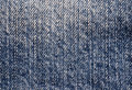 Dark blue denim Royalty Free Stock Photo
